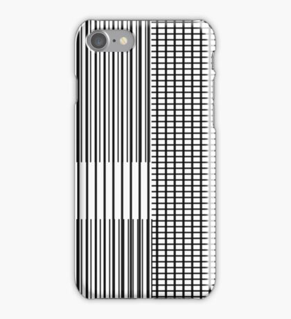 Stripe Blocks iPhone Case/Skin