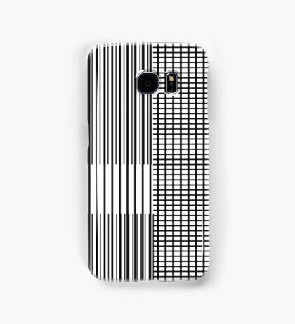 Stripe Blocks Samsung Galaxy Case/Skin
