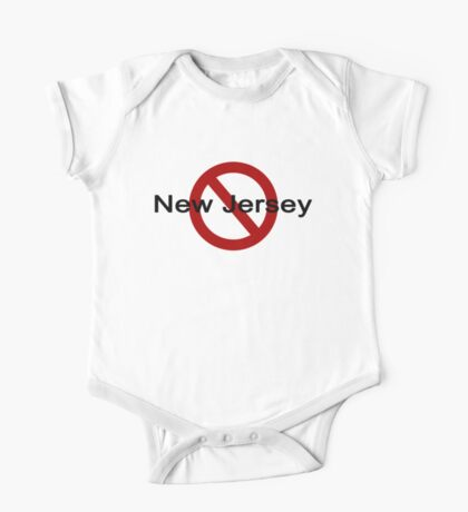 New Jersey - How I met your mother One Piece - Short Sleeve