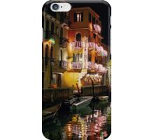 Canale di San Vio iPhone Case/Skin