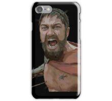 Spartan iPhone Case/Skin