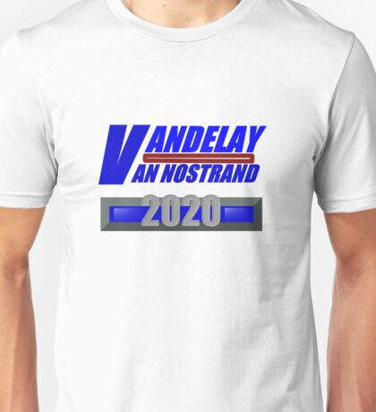 Seinfeld Vandelay/Van Nostrand Unisex T-Shirt