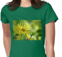 Ray of Sunshine Womens Fitted T-Shirt