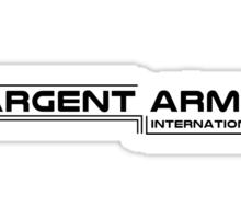 Argent Arms Sticker