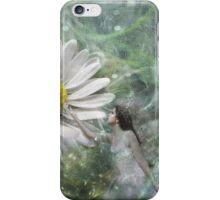 The Touch Of The Nature Fariy iPhone Case/Skin