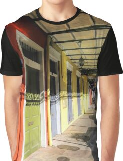 Rue Royale Graphic T-Shirt