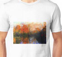 "AUTUMN""S GLOW Unisex T-Shirt"