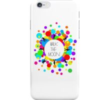Walk the Moon Bubble iPhone Case/Skin