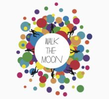 Walk the Moon Bubble Kids Clothes