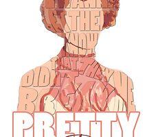Pretty in Pink by rachfaceburrdog
