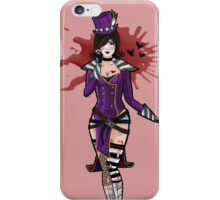 Mad Moxxi- Purple iPhone Case/Skin