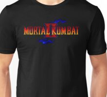 Mortal Kombat 2 (Genesis Title Screen) Unisex T-Shirt