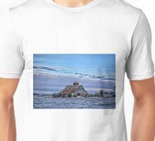 Winter On The Farm Unisex T-Shirt