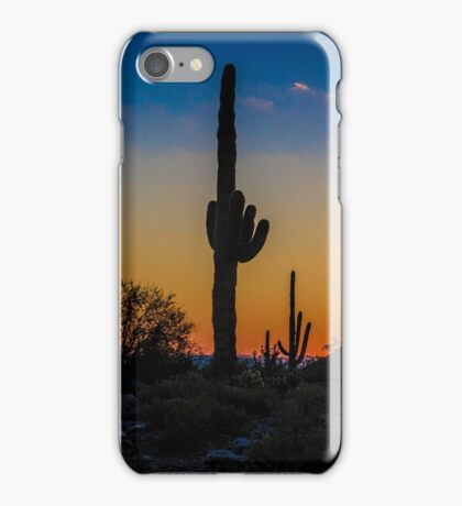 Valley of the Sun iPhone Case/Skin
