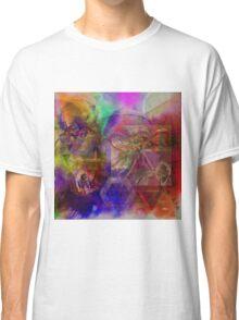 Bohemian Rhapsody (Square Version) - By John Robert Beck Classic T-Shirt