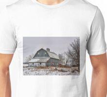 Winter On The Farm 2 Unisex T-Shirt