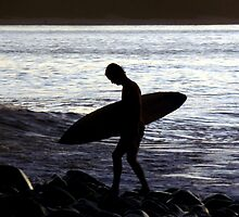 The Surfer by STEPHANIE STENGEL   STELONATURE PHOTOGRAHY