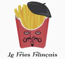 Le French Fries from France by TheShirtYurt
