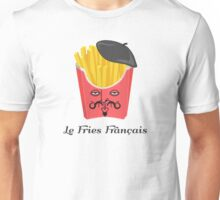 Le French Fries from France Unisex T-Shirt