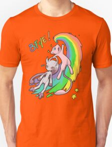 Mew can show you the world T-Shirt