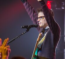 Weezer by Heidelberger Photography