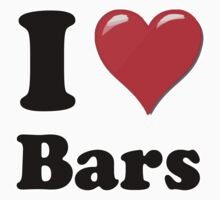 I Love Bars by ColaBoy