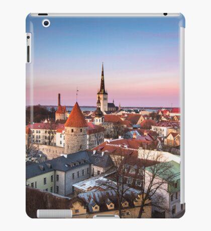 Estonia - Old Town, Tallinn iPad Case/Skin
