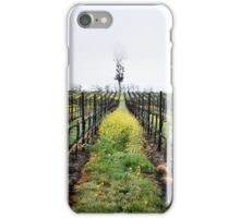 Winter Vines iPhone Case/Skin