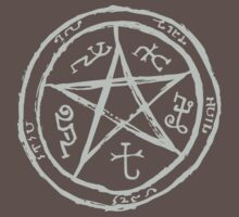 SPN Devil's Trap by [original geek*] clothing