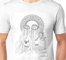 Ne Hwas – Native American (Passamaquoddy) #Mermaids  Unisex T-Shirt