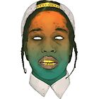 A$AP Rocky by NickSchok