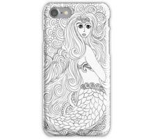 Pania of the Reef  New Zealand #Mermaid iPhone Case/Skin