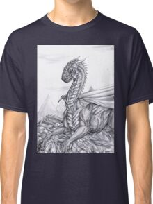Saphira (BW) Classic T-Shirt
