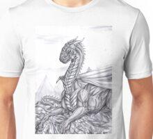 Saphira (BW) Unisex T-Shirt