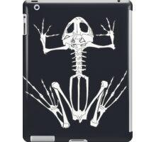 Frog Skeleton iPad Case/Skin