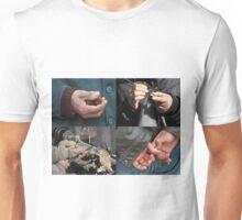 Hand of China - Elderly Unisex T-Shirt