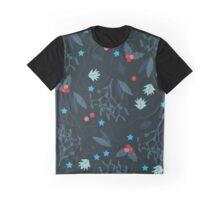 xmas pattern Graphic T-Shirt