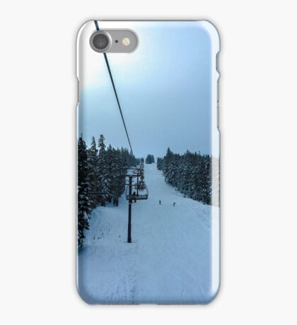 Chairlift iPhone Case/Skin