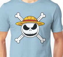 The Nightmare Before Piracy Unisex T-Shirt