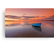 Tranquil Twilight - Victoria Point Qld Australia - Canvas Print