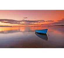 Tranquil Twilight - Victoria Point Qld Australia - Photographic Print