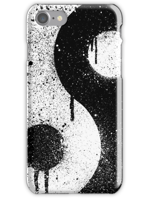 Yin Yang spray painted by R-evolution GFX