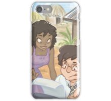 Book of Mormon - What Does the Future Hold iPhone Case/Skin