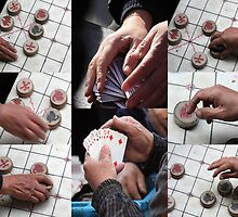 Hands of China - Cards by mister-john