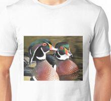 Wood ducks Unisex T-Shirt