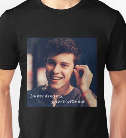 Shawn Mendes Imagination Fan Love  Unisex T-Shirt