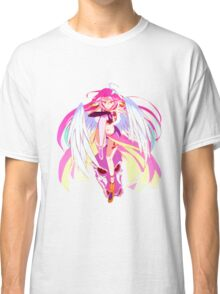 No Game No Life - Jibril Classic T-Shirt