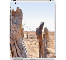 The Fence iPad Case/Skin