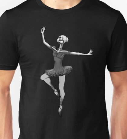 Dancing with Death Unisex T-Shirt