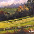 Autumn Song by Lynn  Abbott